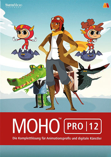 Moho Pro 12, Box (PC & MAC)