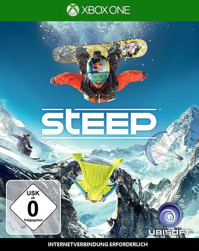 Verpackung von Steep [Xbox One]
