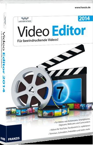 Verpackung von Video Editor 2014 [PC-Software]