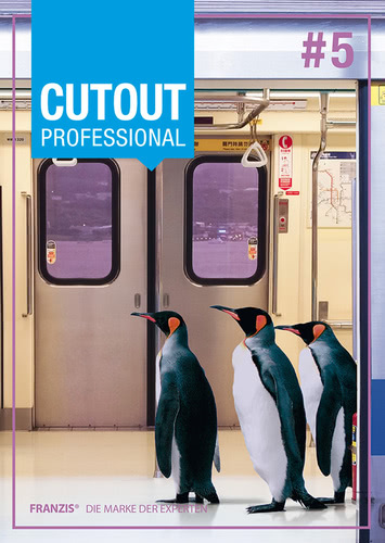 Verpackung von CutOut 5 professional [PC-Software]
