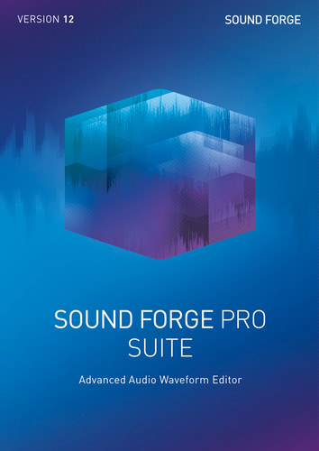 Sound Forge Pro 12 Suite (Download), PC