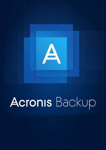 Verpackung von Acronis Backup 12 Windows Server Essentials [PC-Software]
