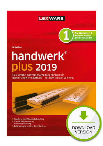 handwerk plus 2019 (Download), PC