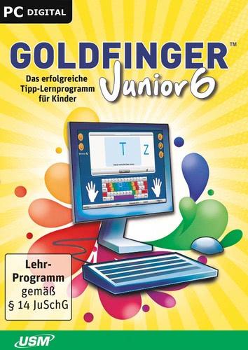 Verpackung von Goldfinger Junior 6 [PC-Software]
