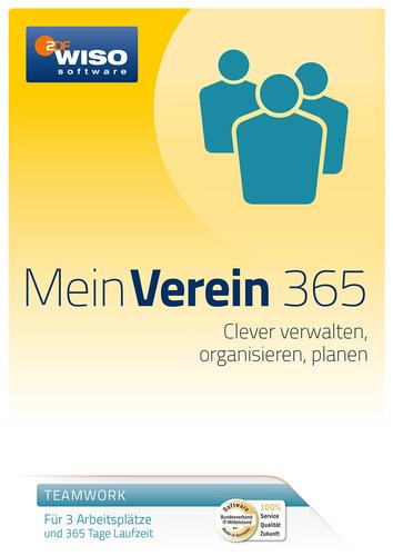WISO Mein Verein 2017 – teamwork – Edition (Download), PC