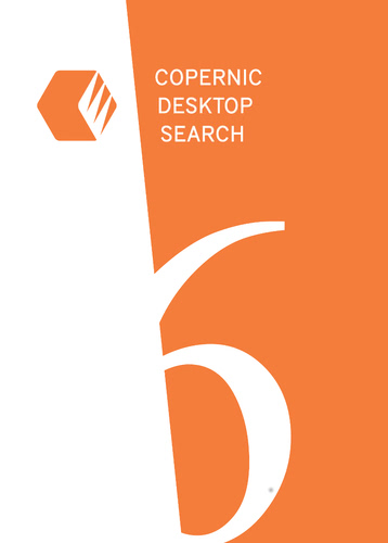Packaging by Copernic Desktop Search 6 Version 6 [PC-software]