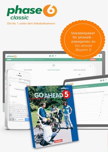 phase-6 Vokabelpaket zu Go ahead Bayern 5, ESD ...