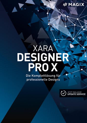 Magix Xara Designer Pro X (Version 2017), ESD (...