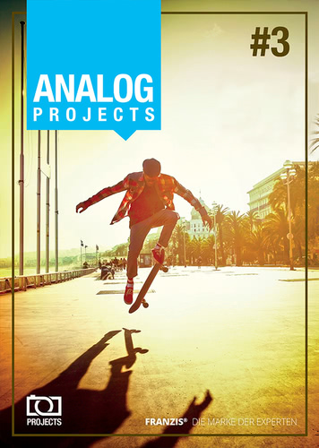 Verpackung von ANALOG projects 3 [Mac-Software]