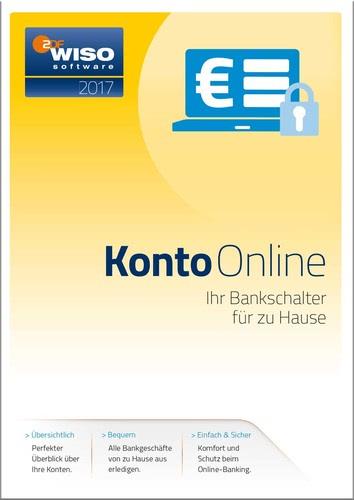 WISO Konto Online 2017, Box (PC)