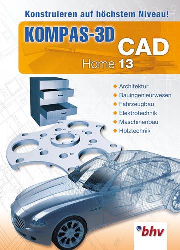 Verpackung von Kompas-3D CAD Home 13 [PC-Software]
