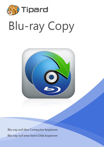 Tipard Blu-ray Copy (Version 2017) - lebenslange Lizenz, ESD (Download) (PC)