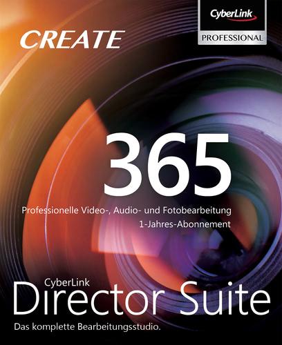 Verpackung von Director Suite 365 (12 Monate) [PC-Software]
