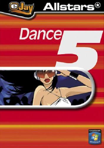 Verpackung von eJay Allstars Dance 5 [PC-Software]