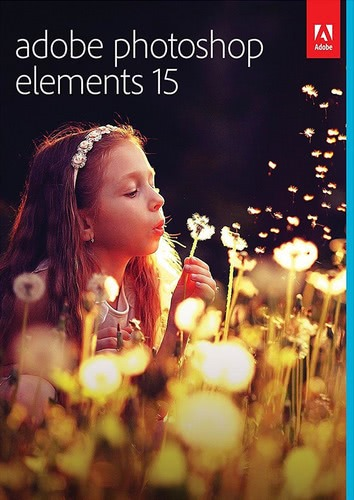 Verpackung von Adobe Photoshop Elements 15 [MULTIPLATFORM]