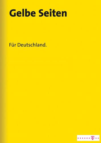 Verpackung von Gelbe Seiten Deutschland Herbst/Winter 2014/15 [PC-Software]
