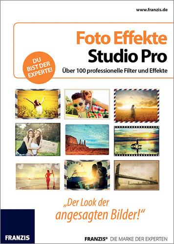 Verpackung von Foto Effekte Studio Pro [Mac-Software]