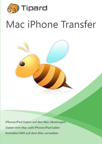 Verpackung von iPhone Transfer - lebenslange Lizenz [Mac-Software]
