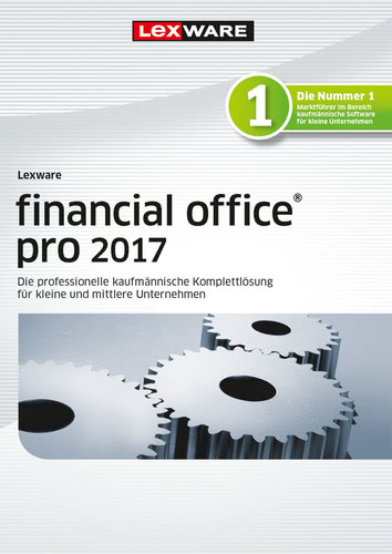 Lexware financial office pro 2017 Jahresversion (365-Tage)