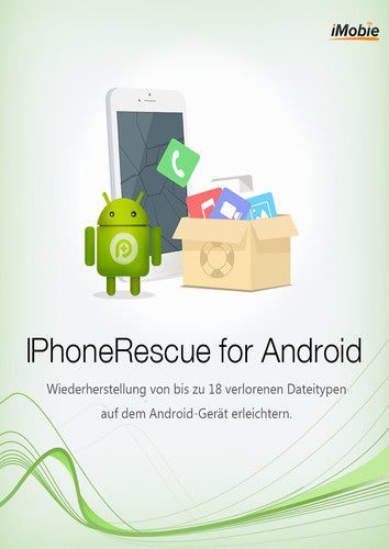 Verpackung von iMobie PhoneRescue Android (Win) [PC-Software]