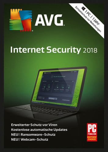 AVG Internet Security (2018)