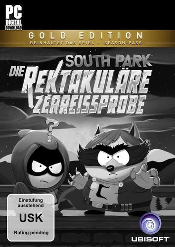 Verpackung von South Park: Die rektakuläre Zerreißprobe Gold Edition [PC]