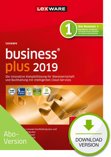 business plus 2019 Download – Abo Version (Download), PC