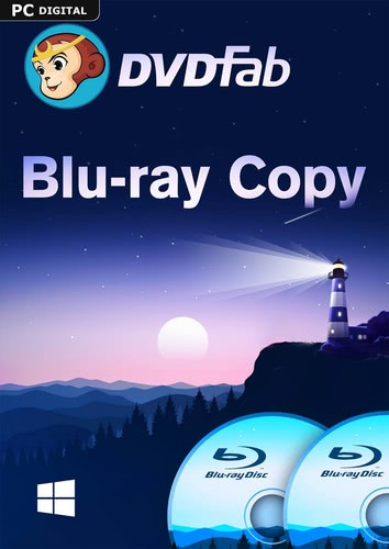 Verpackung von DVDFab Bluray Copy lebenslange Lizenz [PC-Software]