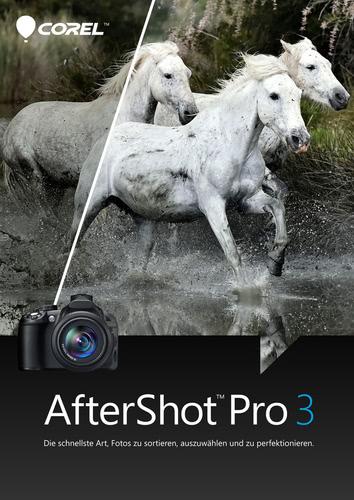 Verpackung von Corel AfterShot Pro 3.0 [PC-Software]