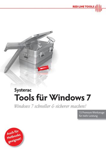 Verpackung von Systerac - Tools für Windows 7 [PC-Software]
