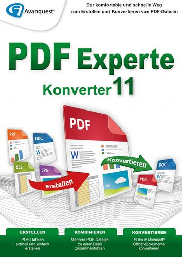 PDF Experte 11 Konverter