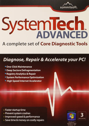 Packaging by System Tech Advanced [PC-software]
