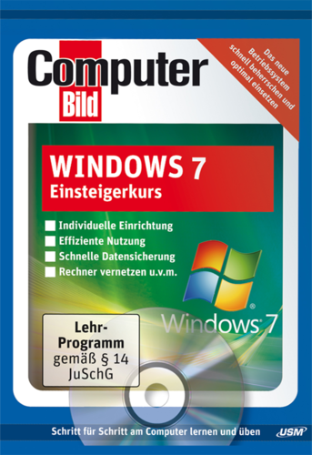 Computerbild Windows 7 Einsteigerkurs, ESD (Dow...