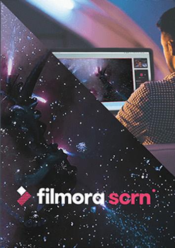 Verpackung von Wondershare Filmora Scrn [PC-Software]