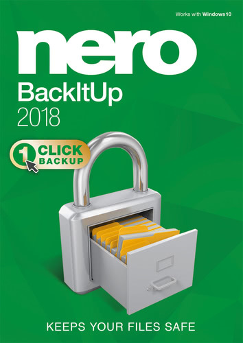 Packaging by Nero BackItUp 2018 [PC-software]