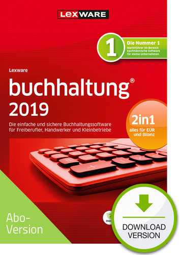Lexware buchhaltung 2019 Download – Abo Version