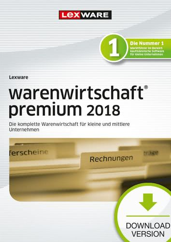 Lexware warenwirtschaft premium 2018 Download – Abo Version