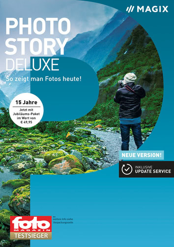 Photostory Deluxe (2018) (Download), PC