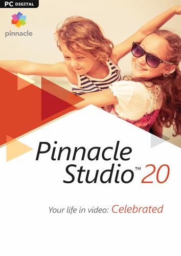 Verpackung von Pinnacle Studio 20 [PC-Software]