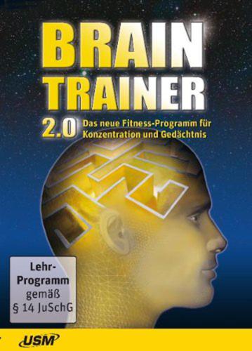 Verpackung von Braintrainer 2 [PC-Software]