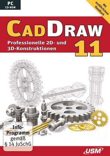 Verpackung von Cad Draw 11 [PC-Software]