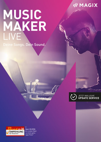 Music Maker Live(2017) (Download), PC