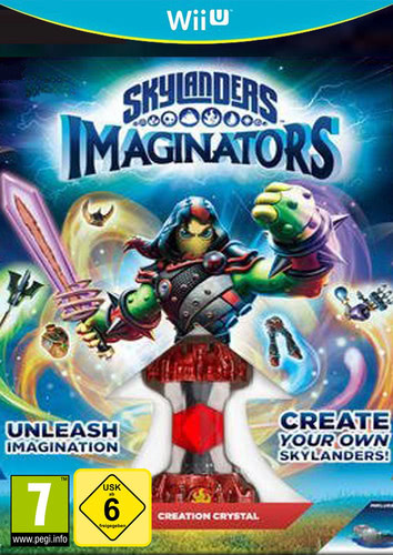 Verpackung von Skylanders Imaginators Starter Pack [Wii U]