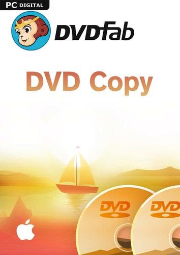 Verpackung von DVDFab DVD Copy (24 Monate) [Mac-Software]
