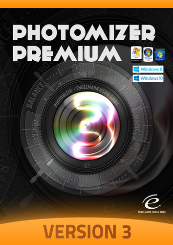 Packaging by Photomizer Premium 3 [PC-software]