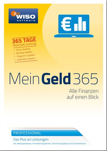 WISO Mein Geld Professional 365 (Version 2017)