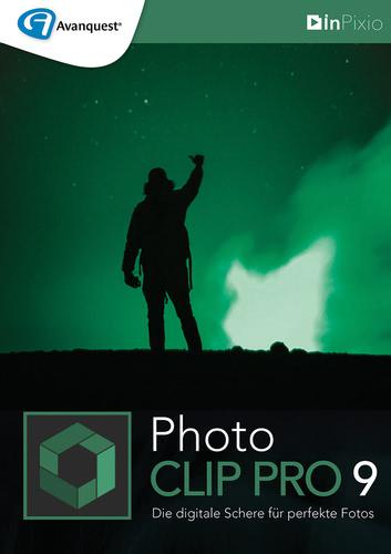Verpackung von inPixio Photo Clip 9 Professional [PC-Software]