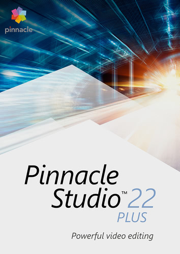 Verpackung von Pinnacle Studio 22 Plus [PC-Software]