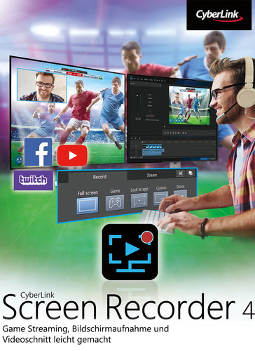 Screen Recorder 4 (Download), PC