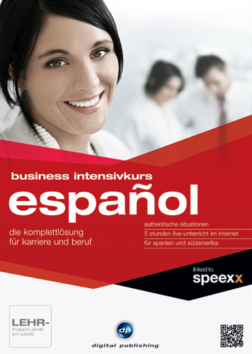 Business Intensivkurs Español, ESD (Download) (PC)